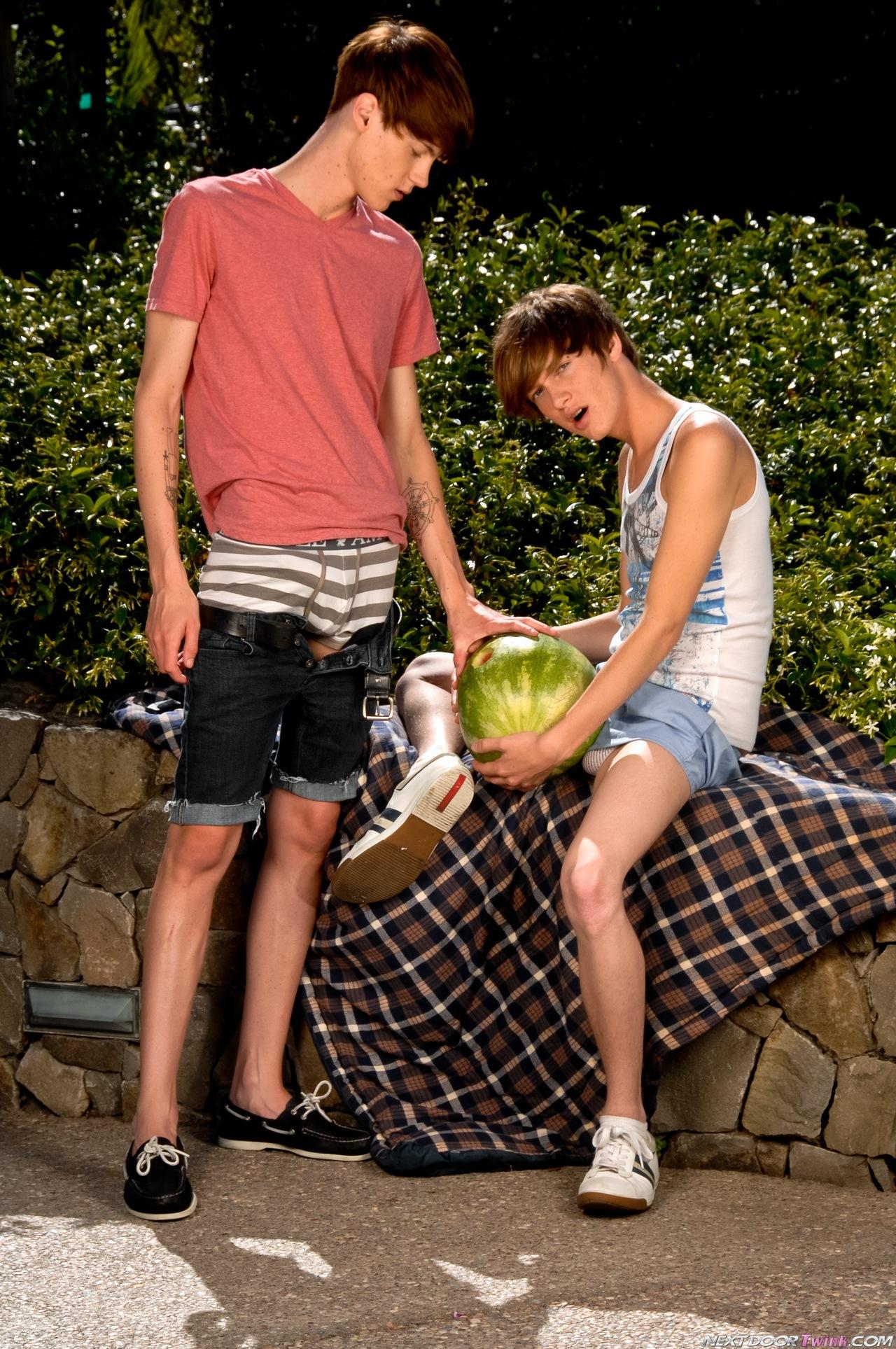Gay Outdoor Party -